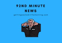 92nd Minute News