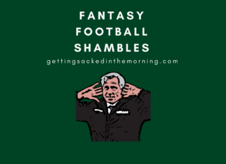 Fantasy Football Shambles