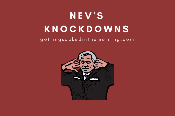 Nev's Knockdowns