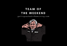 Team of the Weekend FA Cup fifth round