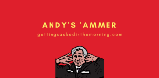 Andy's 'Ammer