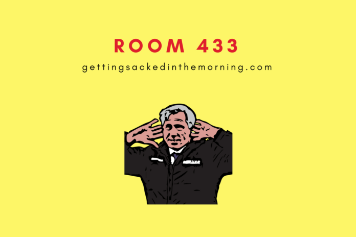 Jose Mourinho Room 443 Manchester United Premier League Manager