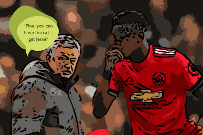 Funny Football News Premier League Jose Pogba