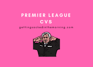 Patrice Evra Manchester United Premier League CVs